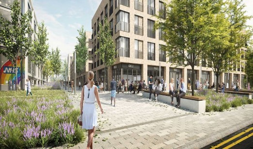 Planning success in Liverpool as City Council approves Step Places' development plans at Alder Hey